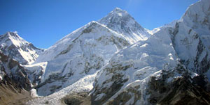 Trekking in Nepal, Everest