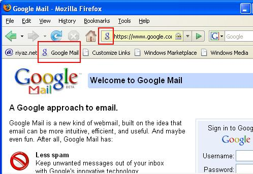 Gmail's got a brand new favicon
