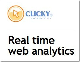 Clicky Web Analytics