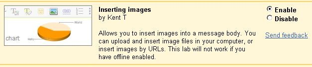 Inerting Images in Gmail