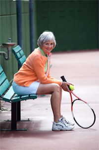 fitness sports in old age